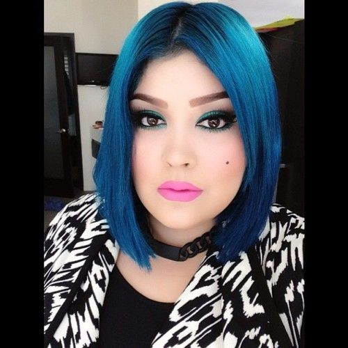Blue Hair Adult Cam Model Needed