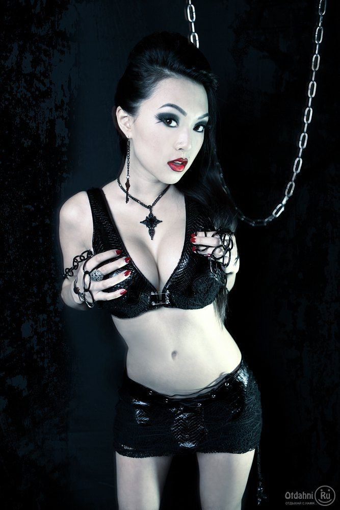 Exotic Goth Models Wanted